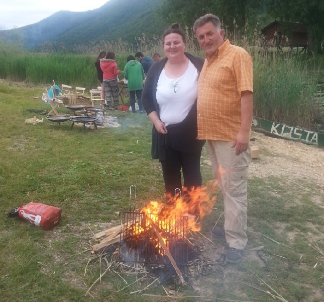 IPA LIKA zapalili vatru prijateljstva u Švici