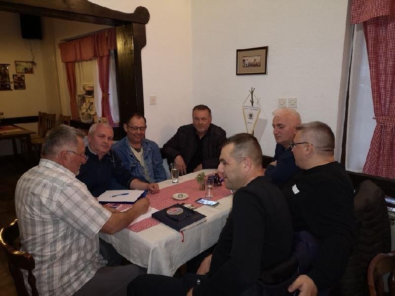 Održana sjednica Upravnog odbora