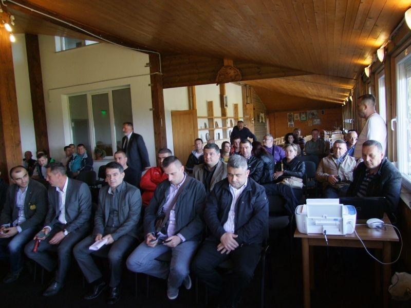 Zbog nedostatka kvoruma odgođena Izvještajna skupština