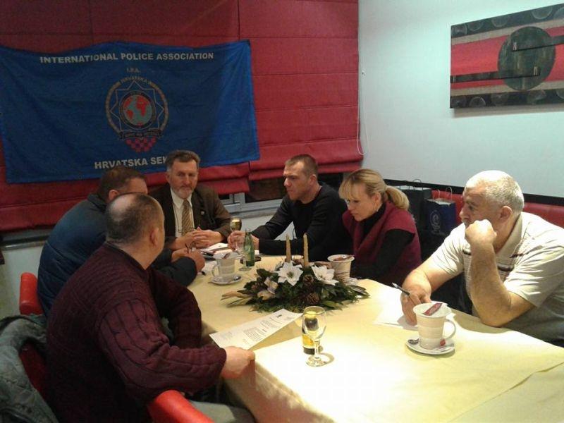 Održana sjednica Upravnog odbora u Otočcu