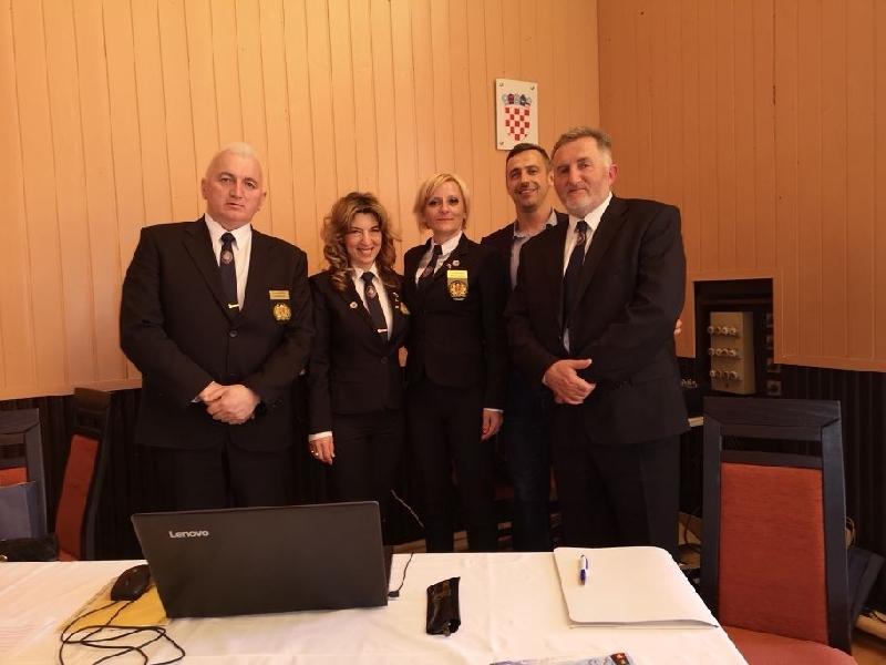 Upravni odbor u Županji