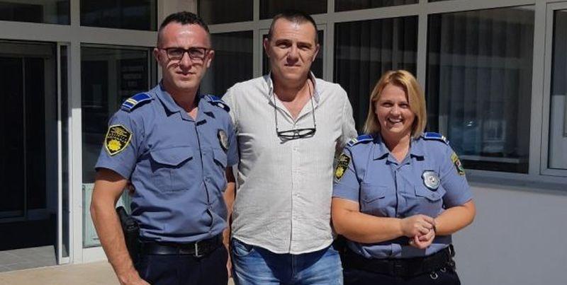 Glavi tajnik Darko Nekić u privatnom posjetu PP Uskoplje