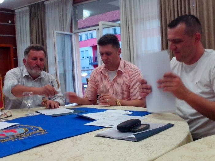 Druga sjednica Upravnog odbora