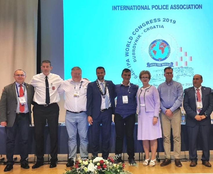Zahvala IPA Sekcije Hrvatske