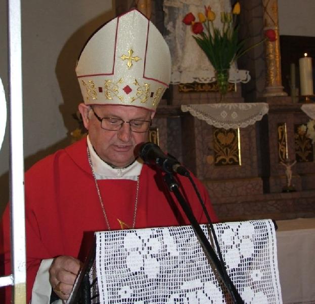 Pismo zahvale Ocu biskupu mons.Juri Bogdanu