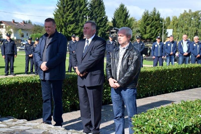 Delegacija IPA Ličko-senjske na obilježavanju Dana policije u Gospiću