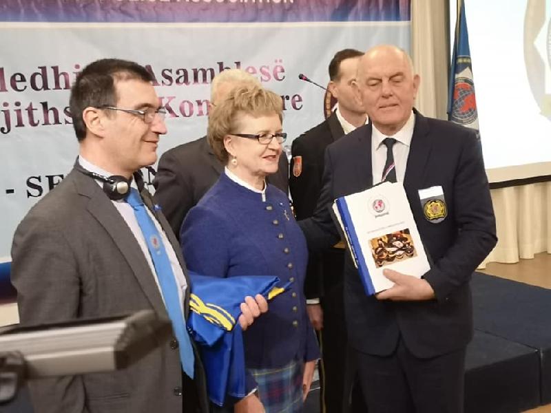 Izaslanstvo IPA Hrvatske Sekcije na osnivačkoj skupštini u Albaniji