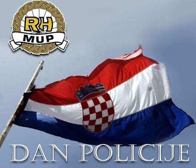 Čestitka povodom Dana policije !