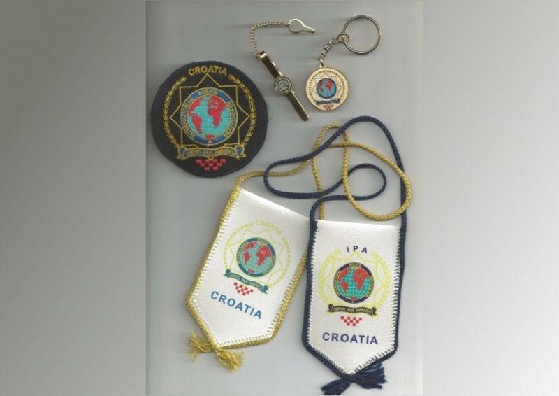 Suveniri Hrvatske Sekcija sa znakovljem IPA