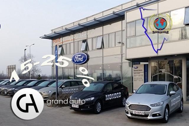 Grand auto ponudio popust od 10 - 25 %