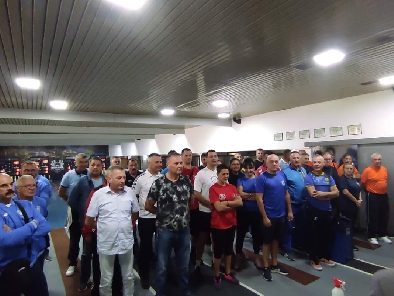 Održan V. IPA kuglački turnir Gradiška 2021