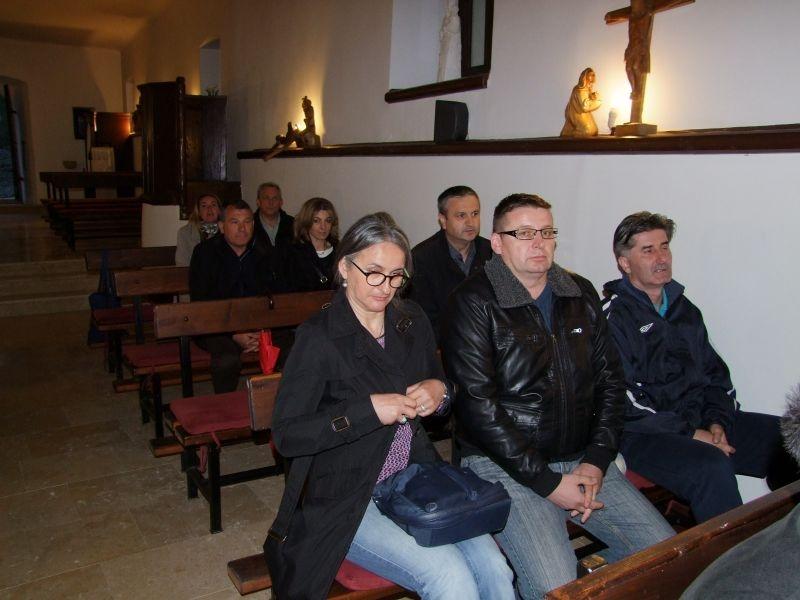 Biskup Jure Bogdan predvoitelj misnog slavlja na Krasnu