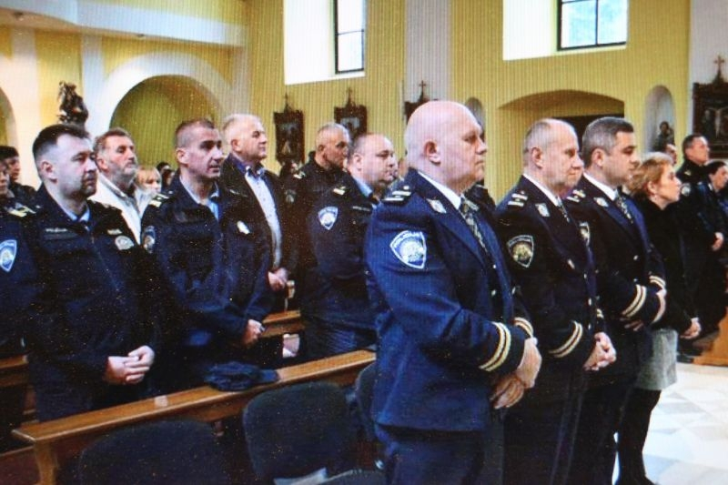 U Policijskoj upravi ličko-senjskoj obilježen Dan policije